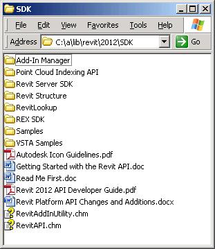 The Building Coder: The REX SDK