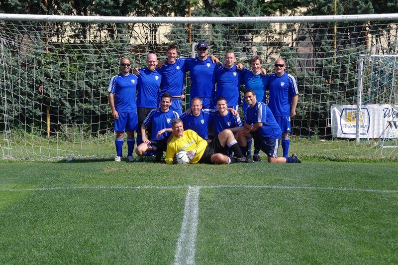 Autodesk GS&M Soccer Team 2011