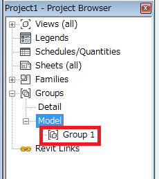 Group in browser