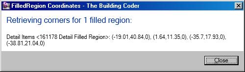 FilledRegion coordinates