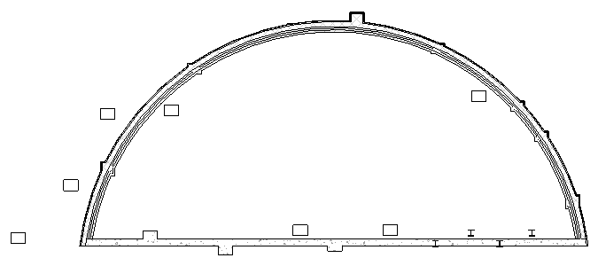 Wall and column intersections