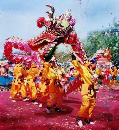 Dragon performance