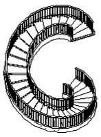 StairsAutomation 360 degrees curved run