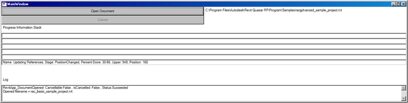 ProgressNotifier SDK sample
