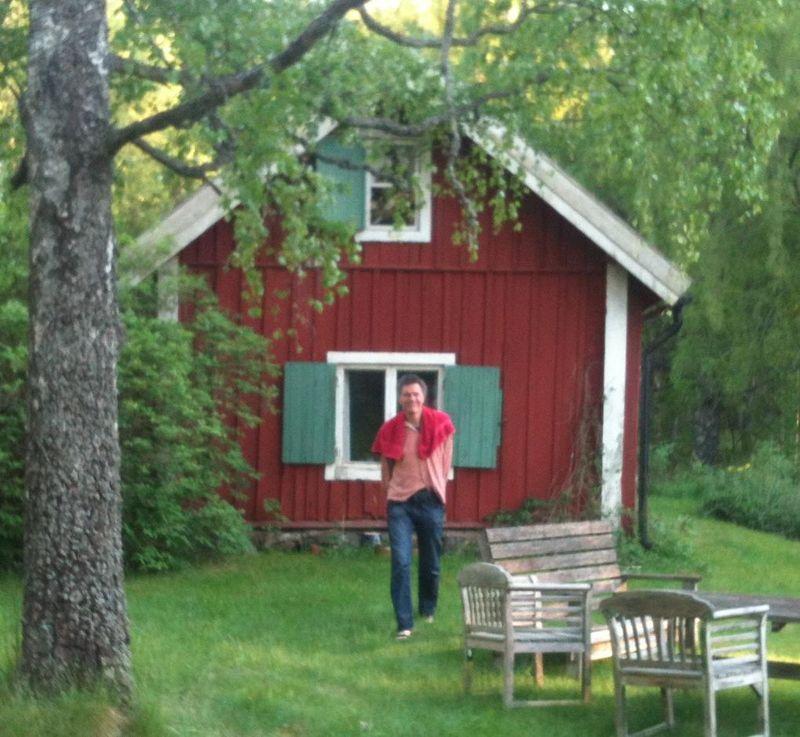 Jerre vid Lasses stuga