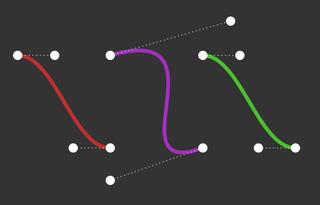 The Building Coder Raphaël curves demo
