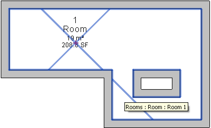 Room with a hole