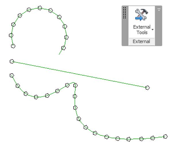 The Building Coder: Placing Equidistant Points Along a Curve