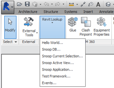 RevitLookup in Revit 2015