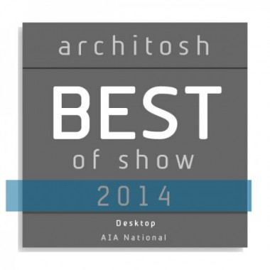 Architosh desktop award