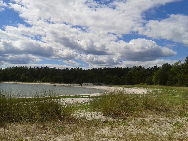 Ålö strand