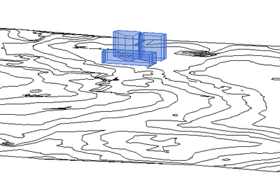 The Building Coder: Creating Topography Contours and Building Masses