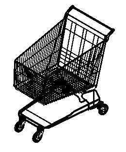 Shopping cart ungrouped