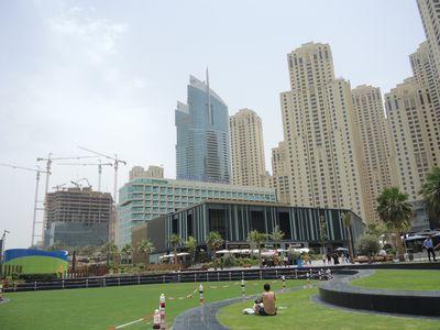 Jumeirah Beach Residence, Dubai