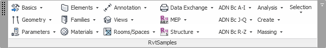 The Building Coder Samples in Revit 2016