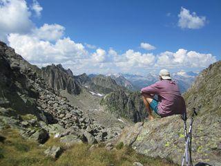Between Levantina and Val Sambuco