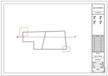Sample model with linked DWFX