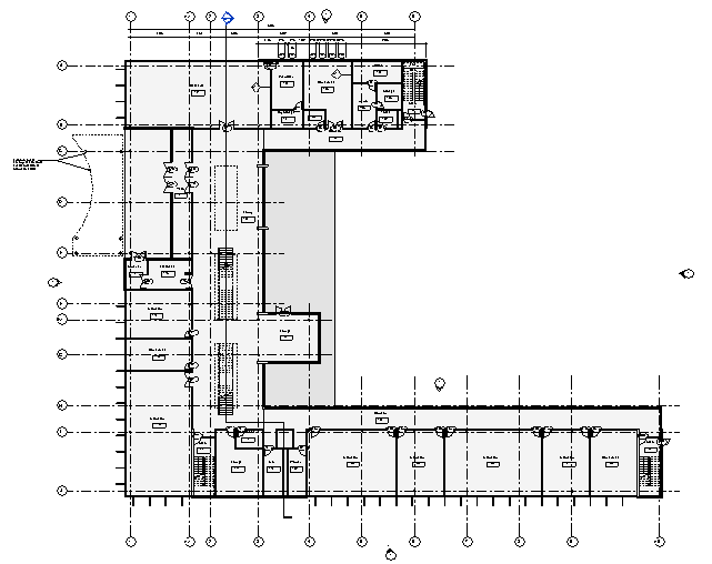 Revit rac_advanced_sample BIM