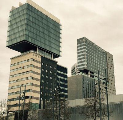 Autodesk Barcelona office building