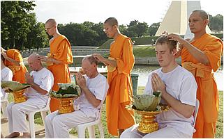 Monk ordination