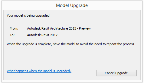 Revit_Macro_Samples.rvt upgrade message