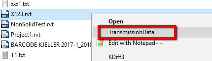 TransmissionData