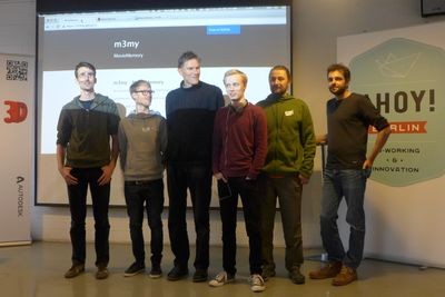 MovieMemory, TMUHack runners-up