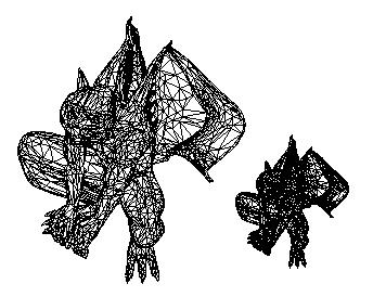 Gargoyle and a half
