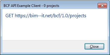 BIM-IT project list