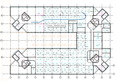 HoloGuide exit path plan view