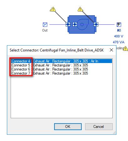 MEP connector number