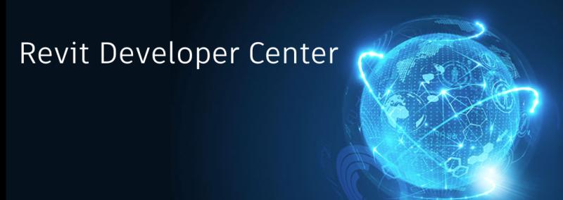Revit Developer Centre