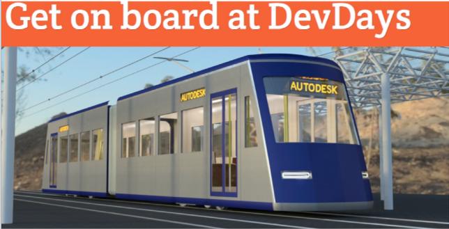 Get on board DevDays 2014