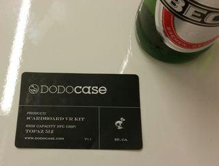 Dodocase NFC card