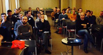 DevDays conference in Milano