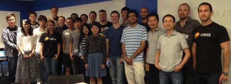 San Francisco cloud accelerator participants