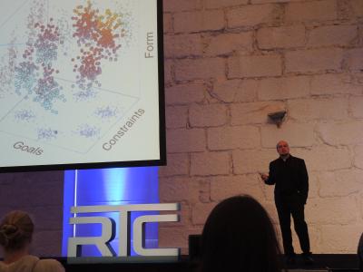 Anthony Hauck RTC keynote