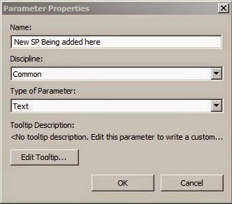 New shared parameter