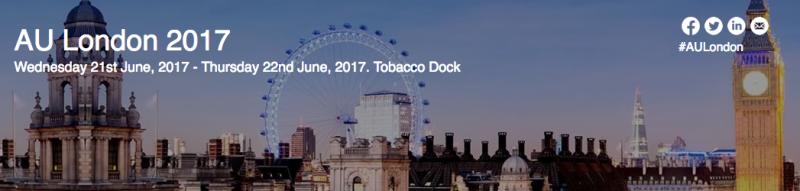 AU London 2017