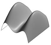 BRepBuilder NURBS surface