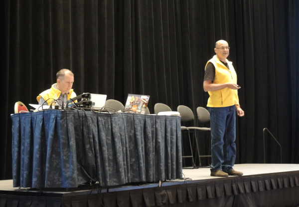 Jim Quanci at DevDays@AU
