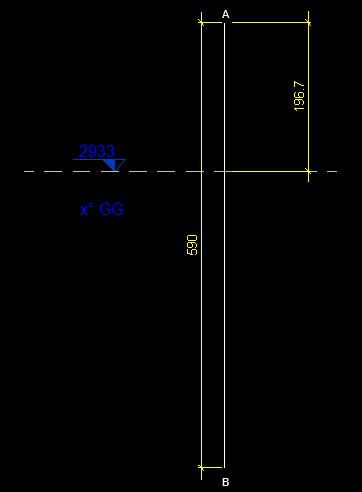 Rebar dimensioning