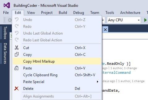 Visual_studio_2015_copy_html_markup_2