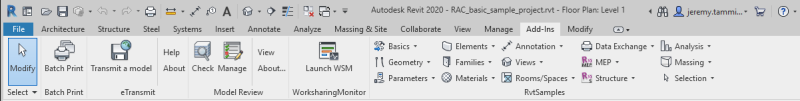 The Building Coder: The Revit 2020 FCS, API and SDK