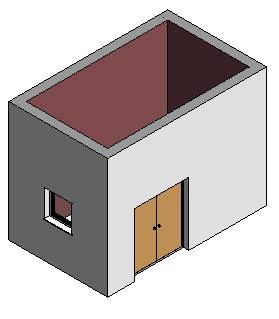 Sample model 3D view