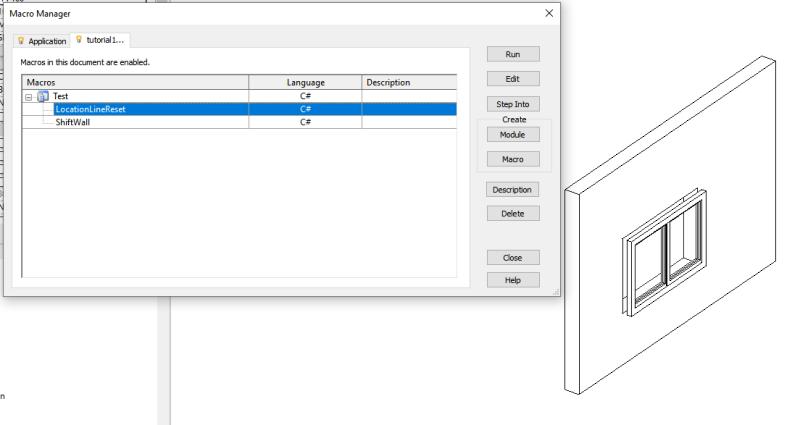 Adjust wall LocationCurve curve macros