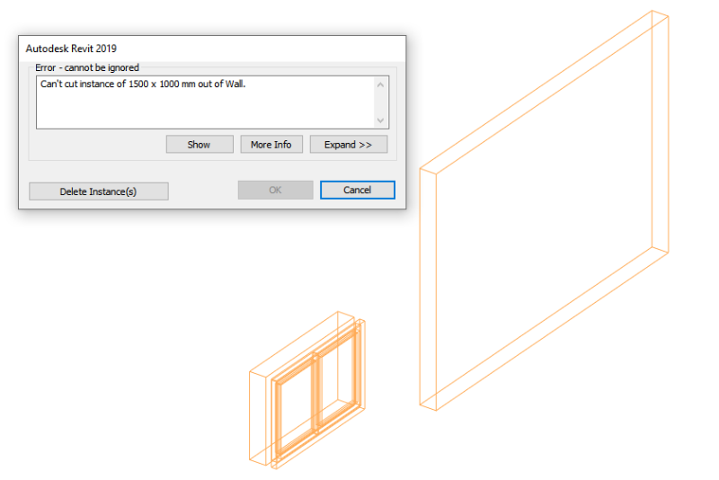 Adjust wall LocationCurve curve error