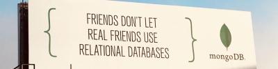 Friends use NoSQL