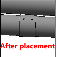 Place conduit fitting