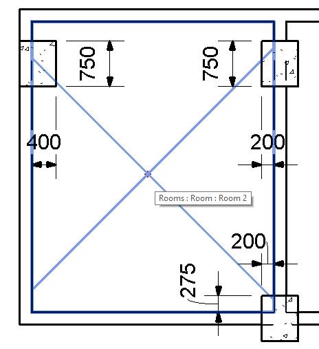 Column finish area